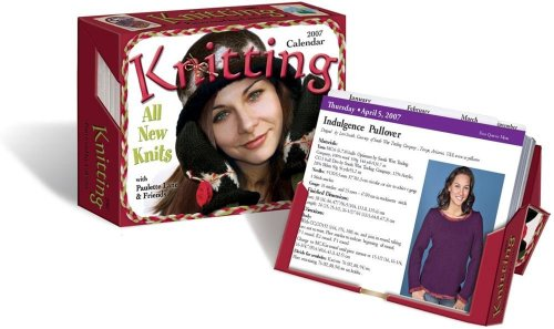 Knitting Calendar 2007 - Calendar Knitting