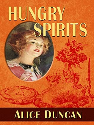 book cover of Hungry Spirits
