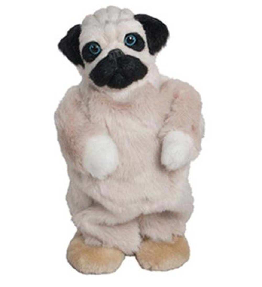PARTY ANIMAL POGO THE PUG Dancing Audio Speaker