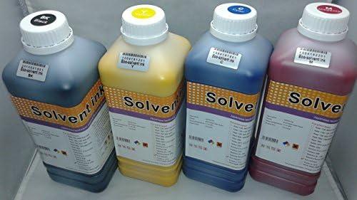 Tinta SOLVENTE Eco para Mutoh/Roland/Mimaki impresoras de gran ...