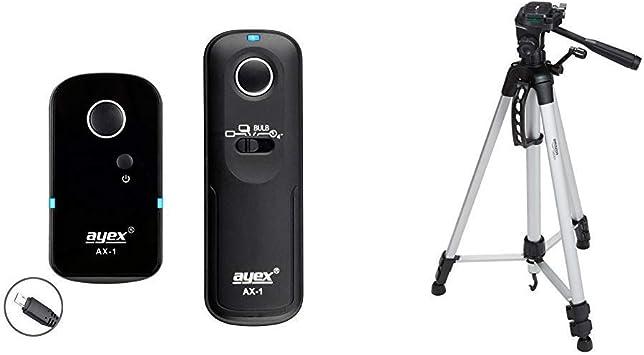 Ayex Ax 1 Kamera Funk Fernauslöser S2 Für Sony A9 A7 Kamera