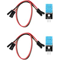 Módulo Sensor Nitrip, 2Pcs DHT11 Temperatura y Humildad