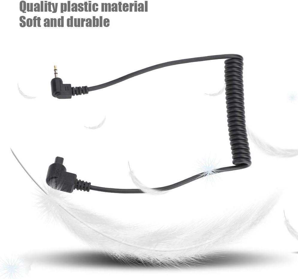 Camera Shutter Cable 2.5mm-C3 Camera Remote Control Shutter Release Cable Cord