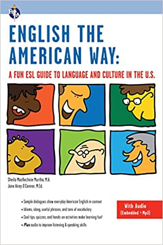 Amazon com: English the American Way: A Fun ESL Guide to Language