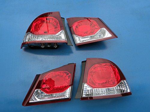 Civic 8th FD2 FD1 Late Model Type-R 4D Sedan Rear Tail Light Rear Lamp 06-11