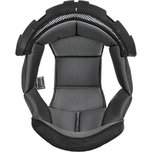 Kwikwick Liner - Scorpion EXO-R320 Kwikwick II Liner Motorcycle Helmet Accessories - Black/X-Large