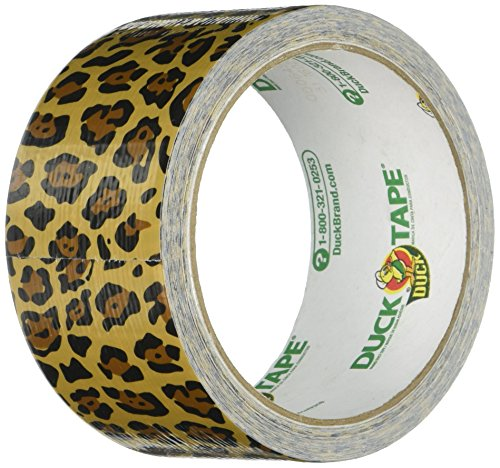 Duck Brand 1407671 1.88x10YD Leo Duct Tape ()