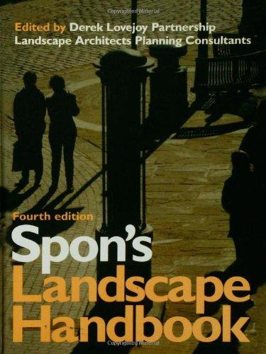 Spon's Landscape Handbook