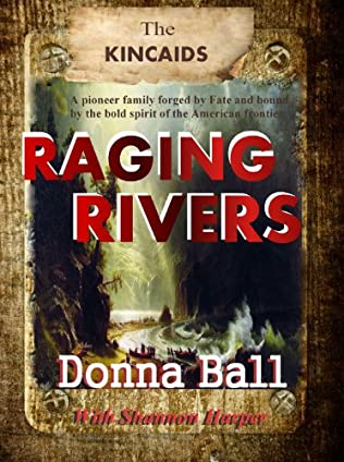 book cover of Raging Rivers