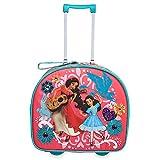 Disney Elena of Avalor Rolling Luggage Pink