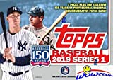 2019 Topps Series 1 MLB Baseball EXCLUSIVE