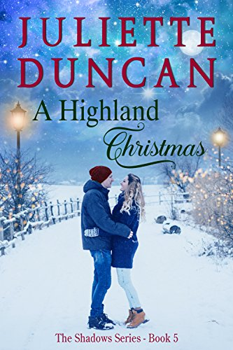 A Highland Christmas (The Shadows Series Book 5) cover