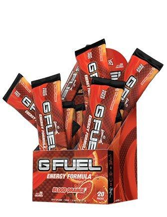 G Fuel Blood Orange Elite Energy and Endurance Formula
