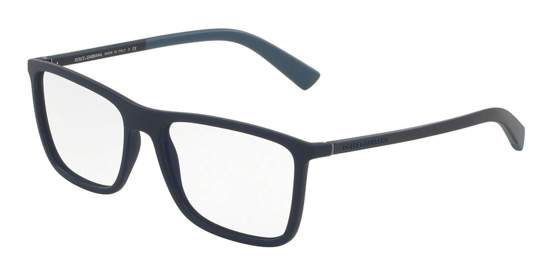 Dolce & Gabbana DG5021 Glasses in Black Rubber DG5021 2616 54 ...