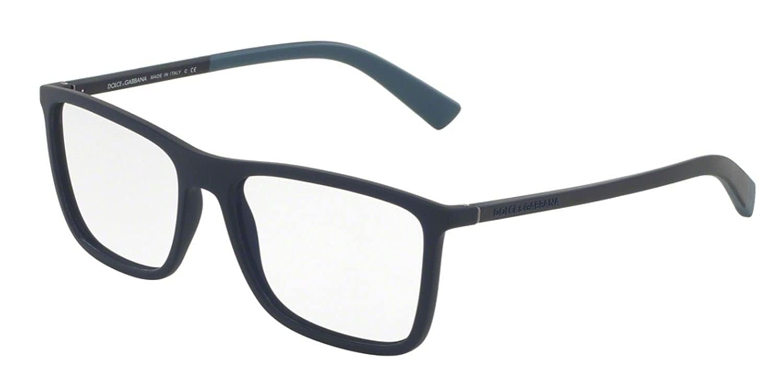 Amazon.com: Dolce&Gabbana DG5021 Eyeglass Frames 2616-54 - Black ...