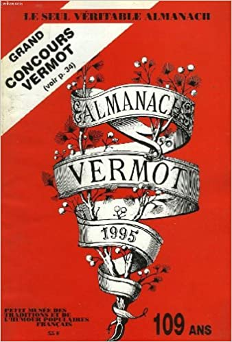Livres gratuits ALMANACH VERMOT 1995 epub, pdf