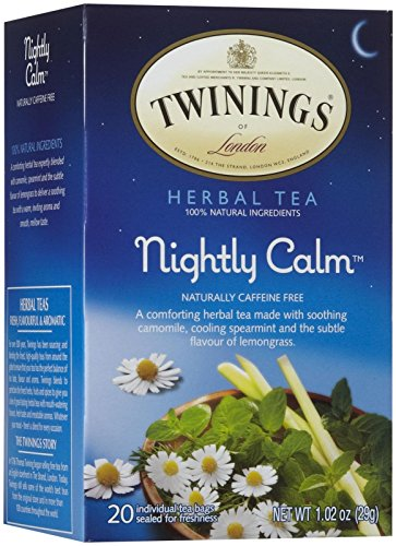 (Twinings Nightly Calm Tea, 20)
