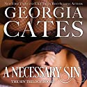 A Necessary Sin Audiobook by Georgia Cates Narrated by Jennifer Mack, Antony Ferguson