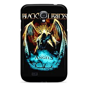 OgU1756HObX Black Veil Brides Fashion Tpu S4 Case Cover For Galaxy