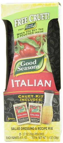 ingredients good seasons italian dressing - 3