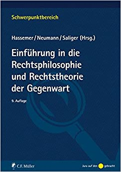Einführung in die Rechtsphilosophie und Rechtstheorie der