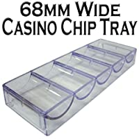 Poker Chip Carriers and Trays
