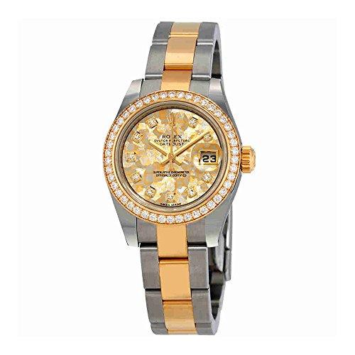 Rolex Lady-Datejust 26 Automatic Diamond Mens Watch 179383SCDO