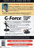 FitPrime G-Force Rebounder + Weights + Yoga
