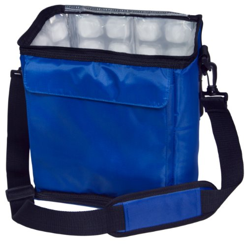 Freezable Can Coolers ~ Flexifreeze re freezable can cooler royal blue buy