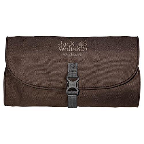 Jack Wolfskin Waschsalon Bag, Mocca, One Size by Jack Wolfskin