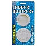 """Poolmaster 36626 2-3/4"""" Diameter Ladder Bumper Cap Set - Outside Plug Fit"""