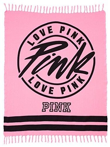 Victoria's Secret PINK! Festival Blanket One Size PINK