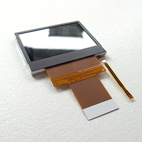 Orient Mall New Replacement Part LCD Screen Display For Nintendo Gameboy Micro [plain packaging]