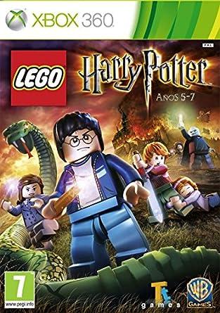 Lego Harry Potter Anos 5 7 Reedicion Microsoft Xbox 360 Amazon