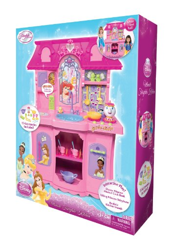 Disney Princess Ultimate Fairytale Kitchen Play Set