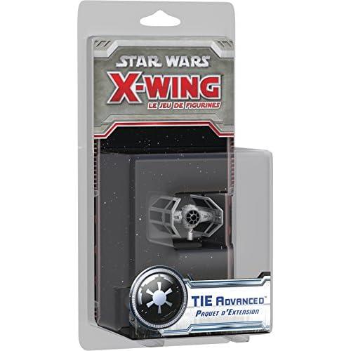 Asmodee Star Wars X-Wing : Tie Advanced, FFSWX05
