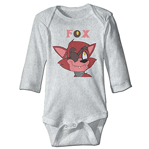 custom-five-nights-at-freddy-fox-baby-girl-and-boy-climbing-cotton-long-sleeve-t-ash-6-m