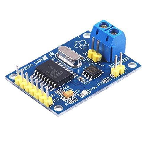 Lovoski MCP2515 CANバスモジュール SPIモジュール TJA1050 レシーバー Arduino 適用