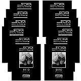 Studio 500, The Original Slim Photo Frame, Black, 12-Pack, in Various Sizes (12, 8x10)