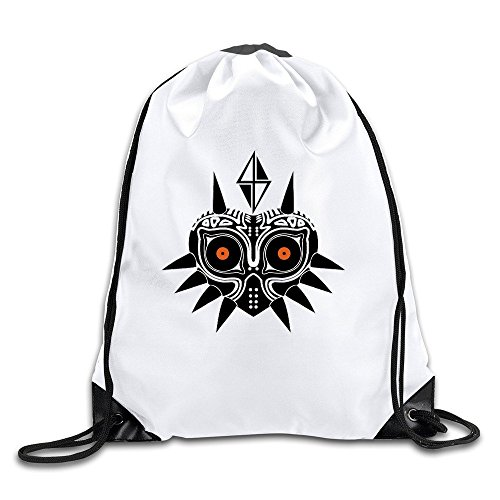 The Legend Of Zelda Animated Cartoon Fantasy Handbags Drawstring Tote Cinch Pack Backpack Funny Bags