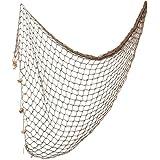 WINOMO 12m Mediterranean Style decorative Fishing Net...