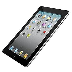 Apple iPad 2 MC769LL/A 9.7-Inch 16GB (Black) 1395 - (Certified Refurbished)