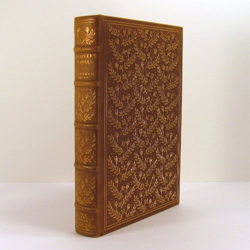 Gulliver's Travels (100 Greatest Books of All Time) - Durham Leather