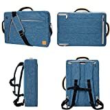 """Blue 10"""" to 12-inch Laptop Bag, Mouse, USB Hub for"""