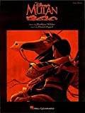 Mulan (Easy Piano Songbook)