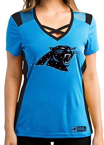 3abe4633 Carolina Panthers Shirts For Women | WebNuggetz.com