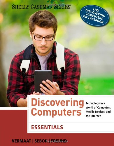 Download Discovering Computers Essentials Shelly Cashman Series
