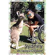 Sydney en fauteuil roulant (Tétraguide)