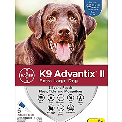 Bayer-K9-Advantix-II-Flea-Tick-and-Mosquito-Prevention-for-X-Large-Dogs-Over-55-lbs