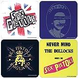 Sex Pistols - Coaster Set